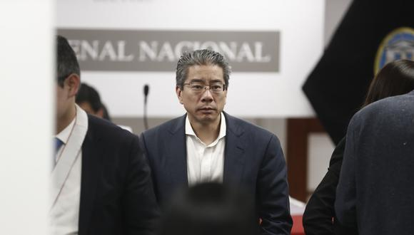 Jorge Yoshiyama Sasaki es uno de los investigados por presunto lavado de activos dentro de la campaña de Keiko Fujimori. (FOTO: USI)