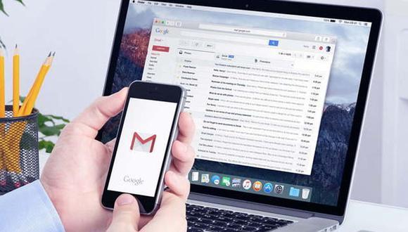 """La herramienta """"Redacción Inteligente"""" es una de las nuevas funciones de Gmail (Foto: Archivo MAG)"""