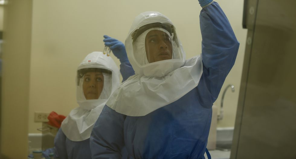 Minsa adopta medidas preventivas sobre el riesgo de que el coronavirus se convierta en una pandemia tras advertencia de la OMS. (Foto: GEC)