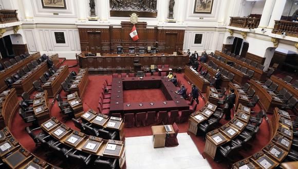 En el Congreso anterior, Fuerza Popular presidió 10 de las 24 comisiones ordinarias