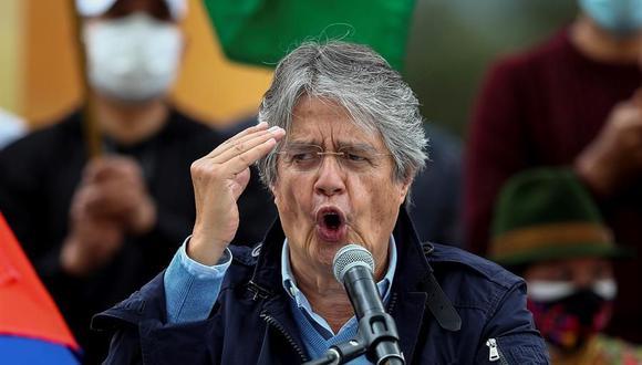Guillermo Lasso ganó las elecciones del 11 de abril en Ecuador. (Foto: EFE/ José Jácome).