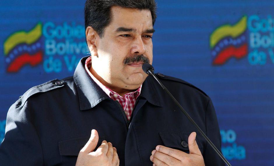 Nicolás Maduro. (Foto: AP).