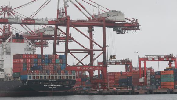 El comercio exterior ha caído, a raíz de la crisis del coronavirus. (Foto: GEC)