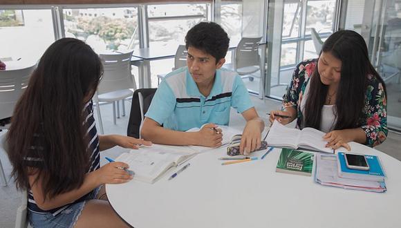 Beca Permanencia es un concurso dirigido a los estudiantes de universidades públicas. (Foto: GEC)