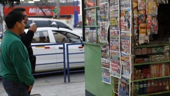 Periódicos (Foto: Archivo)