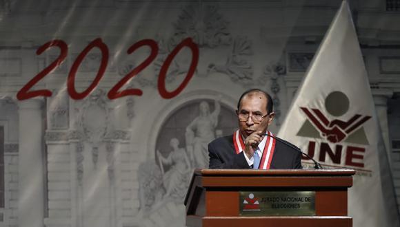 JNE da por concluido oficialmente el proceso de Elecciones Congresales Extraordinarias 2020. (Foto: César Campos / GEC)