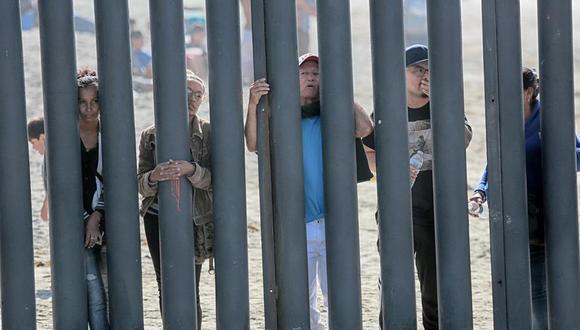 """EE.UU. anula política de """"tolerancia cero"""" en la frontera. (AFP)."""