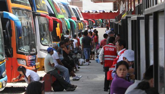 El transporte interprovincial mueve aproximadamente US$ 1.3 billones anuales y se venden unos 85 millones de asientos. Sin embargo, aún ni el 10% de esos asientos se vende online.