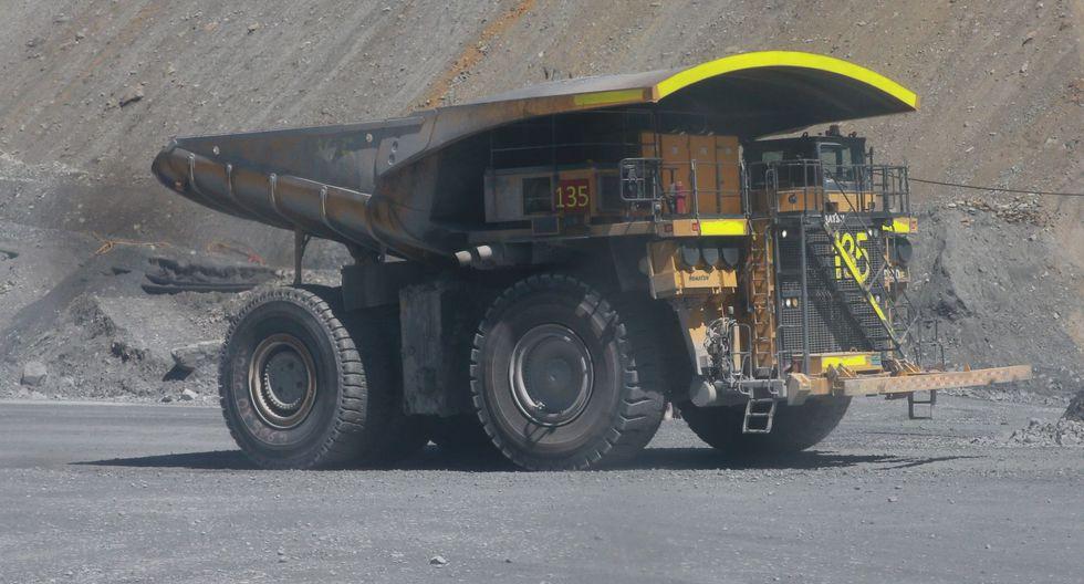 4. Proyectos mineros. En julio, Anglo American aprobó el desarrollo del proyecto minero Quellaveco deUS$5,000 millones. Un mes después, Minsur inició la construcción de Mina Justa, de US$1,600 millones. (Foto: Andina)