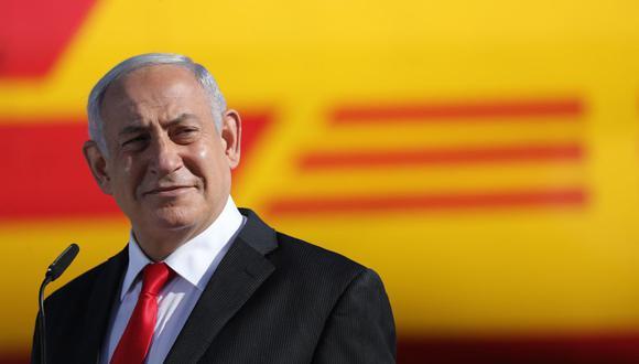 Benjamin Netanyahu. (Foto: EFE)