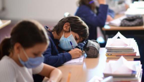 Habrá que esperar unas semanas hasta ver el impacto real de esta medida en un país con 25 millones de alumnos en educación básica. El lunes cundían las dudas. (Foto: Difusión)
