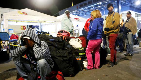 """El titular de la diplomacia ecuatoriana anotó que """"la preocupación del Estado ecuatoriano es lograr una identificación cabal, como la Ley lo exige, con documentos válidos y verificables"""". (Foto: Reuters)."""