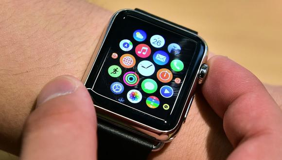 WatchOS 6: Apple anunció que el Apple Watch tendrá su propia app store. (Foto: AFP)