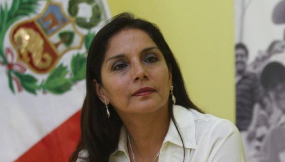 Patricia Juárez señala que la estrategia de Fuerza Popular cambiará de cara a una segunda vuelta. (Foto: Andina)