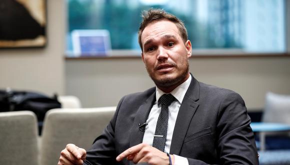 George Forsyth expuso sus propuestas para sus primeros 100 días de gestión, en caso de ser elegido en las Elecciones 2021. (Foto: EFE)