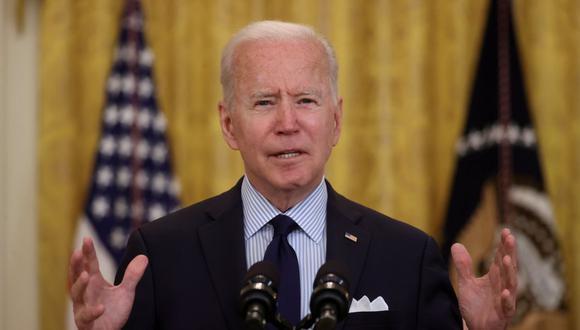 Imagen del presidente de Estados Unidos, Joe Biden. (REUTERS/Jonathan Ernst).