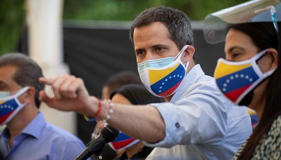 Juan Guaidó. (Foto: Difusión)