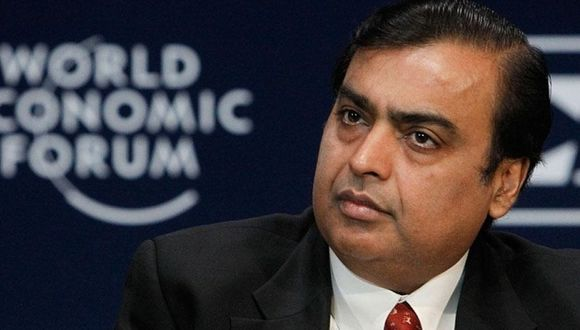 Mukesh Ambani. (Foto: Reuters)