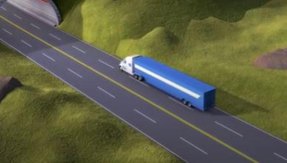 La construcción de la nueva carretera concluiría en el 2025.