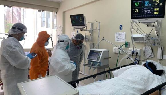 Huánuco: Ante alarmante incremento de contagios de COVID-19, la decana del Colegio Médico de Huánuco pide al presidente Martín Vizcarra intervenir en su región.