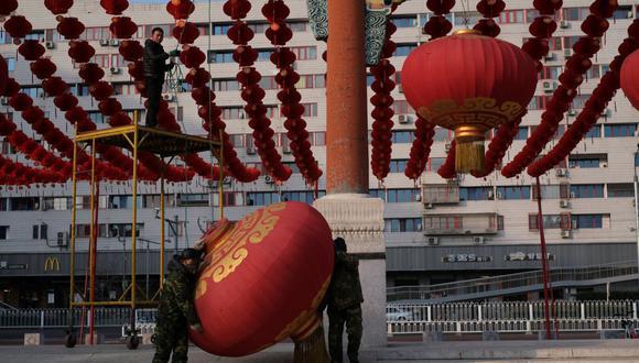 Año Nuevo Chino. (Foto:  Reuters)