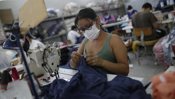 Unas 706 mil personas se quedaron sin trabajo en el primer trimestre en Lima, según el INEI. (Foto: GEC)