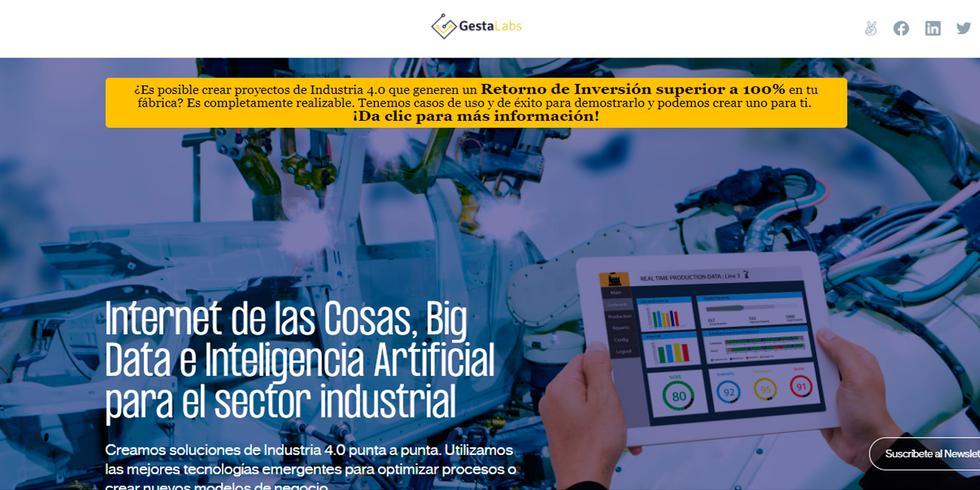 """1. """"No busques el plan perfecto"""", Marcelo de la Garza Clariond, coundador de Gesta Labs"""