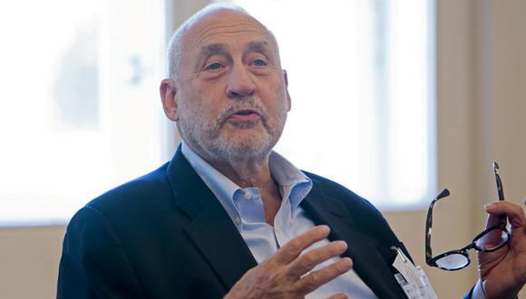 El premio Nobel de Economía, Joseph Stiglitz.