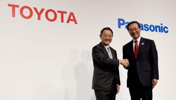 Toyota y Panasonic