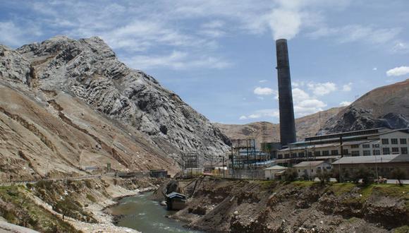 Foto 6 | Trabajadores de Doe Run quieren comprar refinería de La Oroya. Esta nueva propuesta de adjudicación es por el 60% del valor del complejo metalúrgico, monto que los acreedores laborales lo sustentarán con la deuda concursal que la empresa les tiene pendiente. (Foto: Andina)