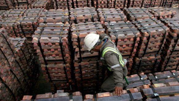 El cobre abrió la semana estable. (Foto: Reuters)