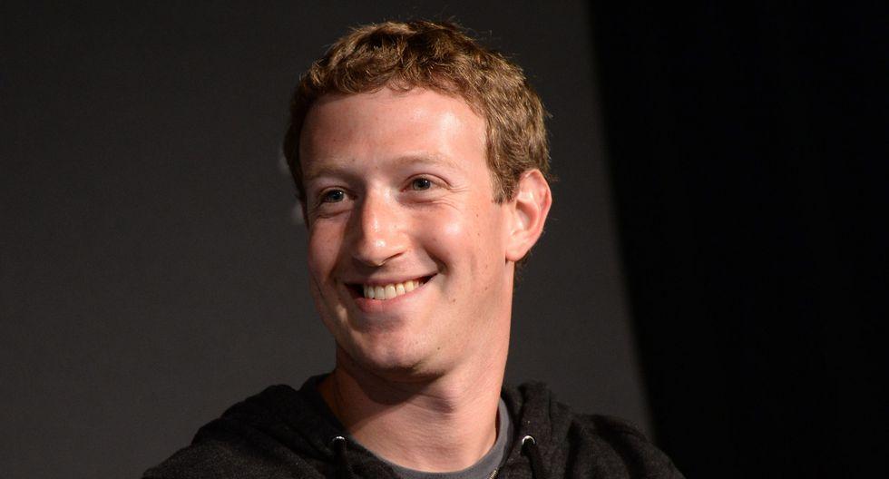 Mark Zuckerberg, CEO de Facebook. (Foto: EFE)