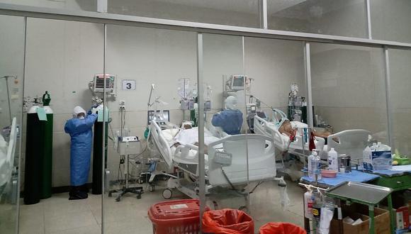 Huánuco: Médicos intensivistas dan un paso al costado por falta de pagos en sus horas complementarias (Foto referencial)