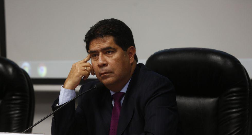 Javier Barreda fue ministro durante el gobierno de Pedro Pablo Kuczynski. (Foto: GEC)