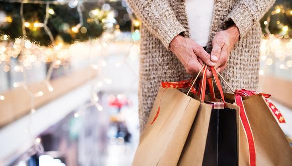Compras navideñas. (Foto: Difusión)