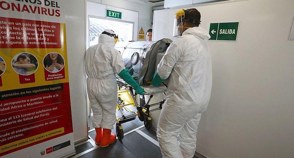 Hay un nuevo incremento en la cantidad de casos de coronavirus. (Foto: Minsa)