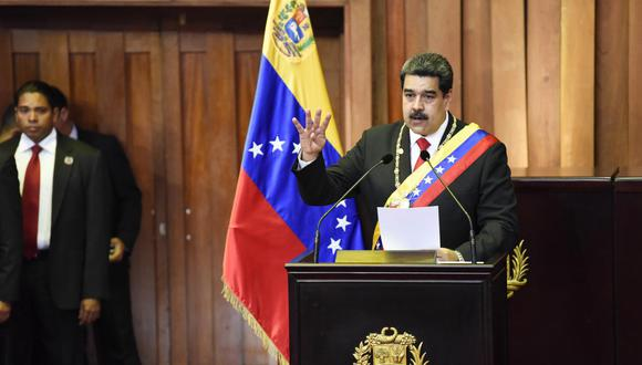 Nicolás Maduro. (Foto: Bloomberg).