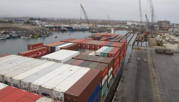 Los envíos a China sumaron US$ 5,137 millones a abril. (Foto: GEC)