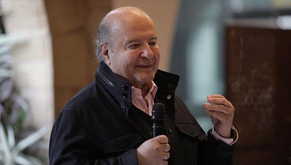 Hernando de Soto postuló a la presidencia por Avanza País. (Foto: Anthony Niño de Guzmán / @photo.gec)