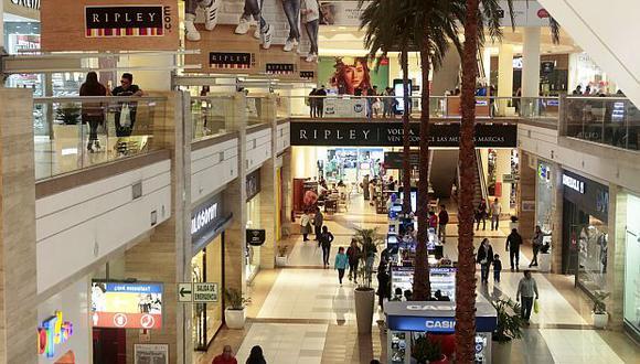 Centros comerciales han empezado ha llegar a más ciudades del país pero aún no logran cobertura nacional total (Foto: GEC)