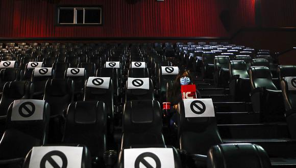 Cinemark y Cineplanet reabrieron las puertas de sus salas de cine al público esta semana después de 16 meses. (Foto: GEC)