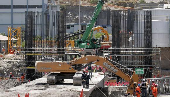 La inversión ejecutada por los gobiernos municipales destacó al crecer 26.8% en diciembre, según el BCR. (Foto: Heiner Aparicio / GEC)