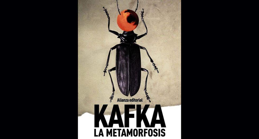 FOTO 13   La metamorfosis, de Franz Kafka