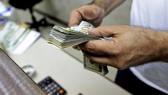 Hoy el dólar se vendía en S/ 3.595 en el mercado paralelo. (Foto: GEC)