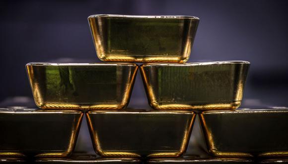 Los precios del oro podrían moverse sin una tendencia clara. (Foto: AFP)