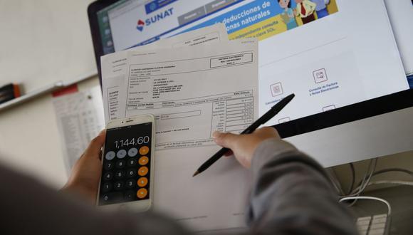 La factura electrónica es una solución que aumenta exponencialmente la rentabilidad corporativa. (Foto: GEC)