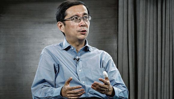 Daniel Zhang, el futuro CEO de Alibaba. (Foto: Bloomberg)