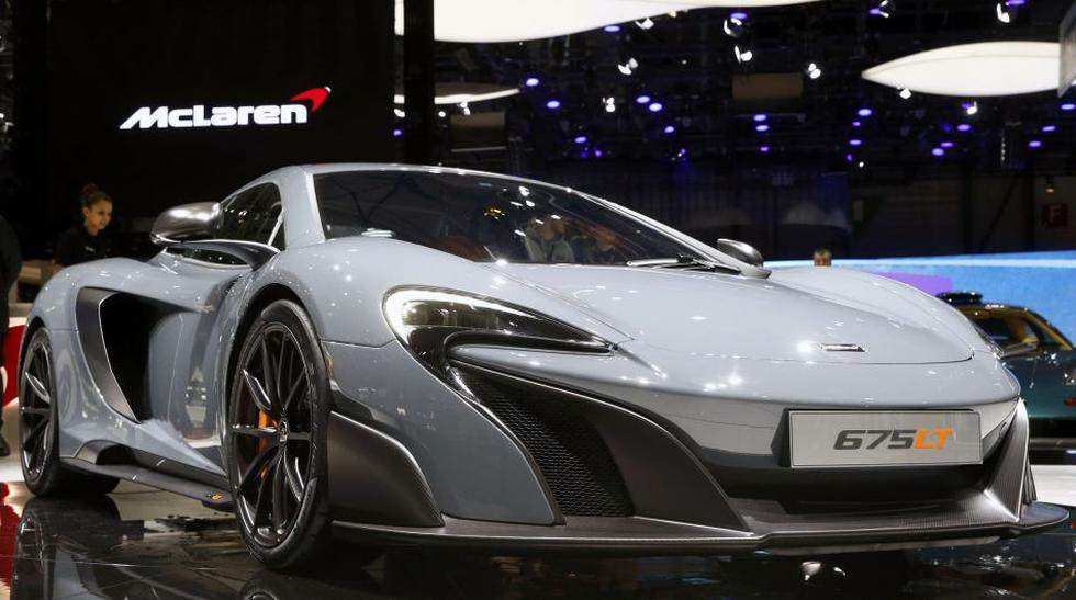 McLaren 675 LT. (Foto: REUTERS)