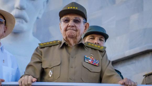 Raúl Castro. (Foto: Difusión)
