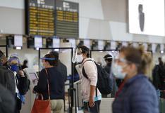 Se mantiene interés de visitantes extranjeros por venir al Perú